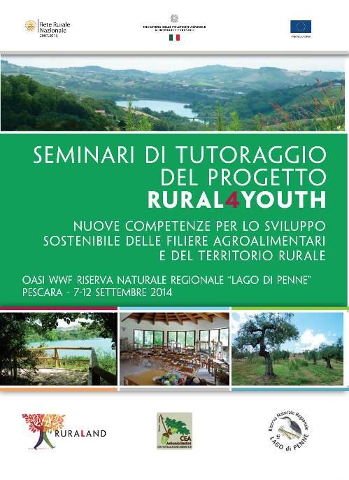 Seminars on rural tutorial  A training program and orientation