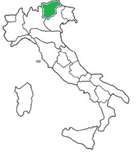 Cartina Italia Trentino Alto Adige.Trentino Alto Adige Centro Politiche E Bioeconomia
